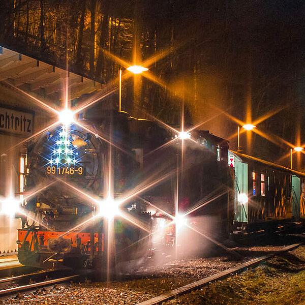 Bimmelbahn & Lichterglanz